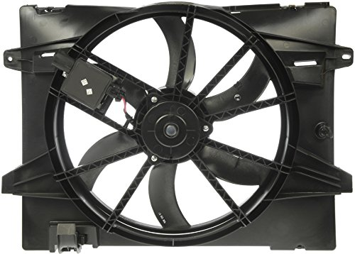 Dorman 621-353 Radiator Fan (New Radiator Fan Assembly)