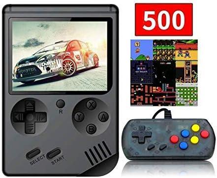 Retro de mano consola de juego FC con 400 juegos clásicos de NES, incluyendo Super Mario,