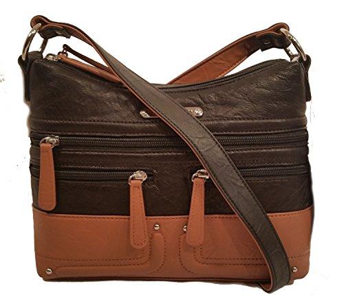 stone-mountain-effie-two-tone-leather-hobo-handbag-black