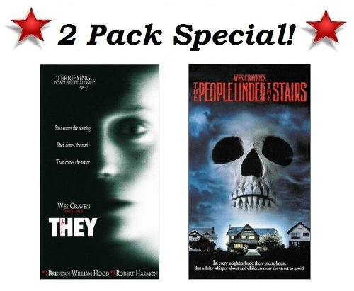 (2 Pack Wes Craven Special! They & The People Under The)