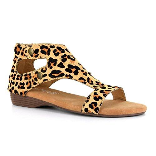 Corkys Children's Jayde Leopard 13 M