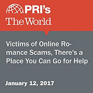 Victims of Online Romance Scams, There's a Place You Can Go for Help