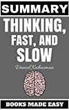 img - for Summary of Thinking, Fast and Slow by Daniel Kahneman book / textbook / text book