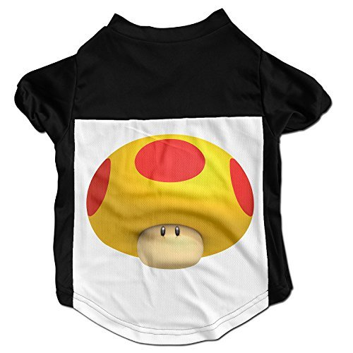 LALayton Super Mario Funny Pet Clothes (Mario Maker Costumes)