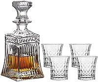 HHTX Juego de decantador de Whisky