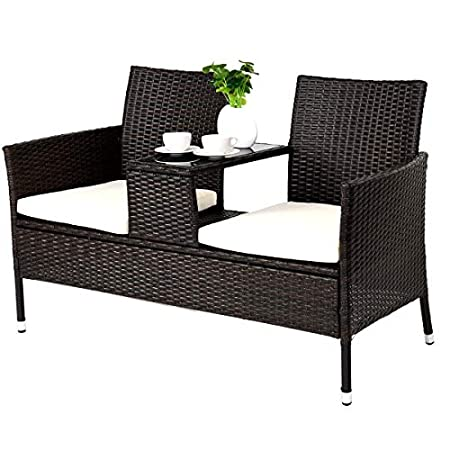 516l3T8-jRL._SS450_ Wicker Benches and Rattan Benches