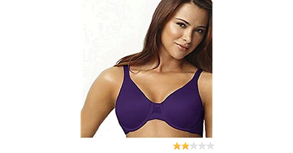 9d73cce5ceb06 Lilyette by Bali Women s Adjusts To Me Unlined Underwire Fashion Bra at  Amazon Women s Clothing store
