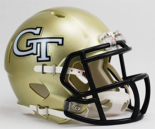 Georgia Yellow Jackets Speed Helmet