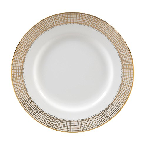Wedgwood Gilded Weave Bread and Butter Plate, 6