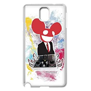 deadmau5 Samsung Galaxy Note 3 Cell Phone Case White Customized Gift pxr006_5281285