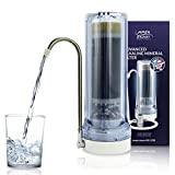 APEX Countertop Drinking Water Filter - Alkaline (Clear)