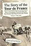 The Story of the Tour de France, Bill McGann and Carol McGann, 1598581805