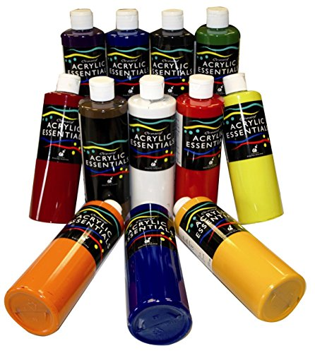 Chroma Acrylic Essential Assorted Vibrant product image
