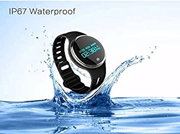 TKSTAR Reloj Inteligente,Pulsera Inteligente Mujer,Reloj Smartwatch Hombre,E07 Smart Watch Impermeable