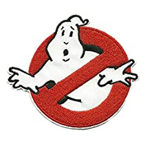 Screen Accurate 4 Ghostbusters-No Ghosts Embroidered Patch by Patches