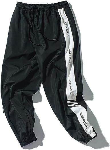 Tasty Life Pantalones De Chandal De Hip Hop Unisex Pantalones De Jogging Deportivos Casuales Para Hombres Ropa De Calle Urbana Para Adolescentes Y Ninos Pequenos Elegantes Pantalone Amazon Es Ropa Y Accesorios