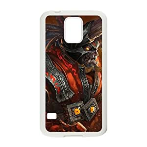 DOOM Samsung Galaxy S5 Cell Phone Case White DIY Gift pxf005-3667202