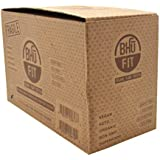 Bhu Foods - Protein Cookie, Chocolate Chip - 1.7oz Each - Box of 10 - Summer Bundle with Cold Pack - 3 Boxes - (Product Image May Vary Based on Manufacturer's Updates)