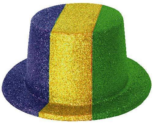 Glitter Party Top Hat, 9