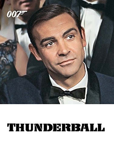 Thunderball (James Bond Connery)