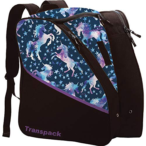 Edge Junior Ski Boots - Transpack Edge Junior Ski Boot Bag 2019 - Unicorn