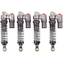 chinatera 4pcs RC Crawler Car Accessories of Shock Absorber Vehicel Negative Pressure Parts