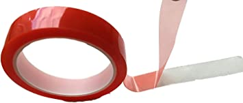 para montaje en interiores y exteriores 15 mm o 20 mm de doble cara extrafuerte ultrafina transparente de doble de banda de 5 mm 7 mm para 20 metros de cinta adhesiva 10 mm