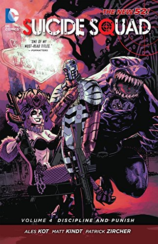 Suicide Squad Vol. 4: Discipline and Punish (The New 52) (Joke Comic Killing)