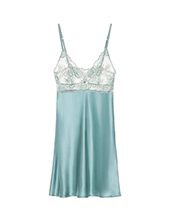 23ac4a6a2c Intimissimi Womens Tapestry Lace Silk Slip  Amazon.co.uk  Clothing
