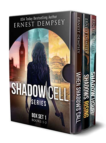 - The Shadow Cell Box Set: Books 1-3: A Shadow Cell Story
