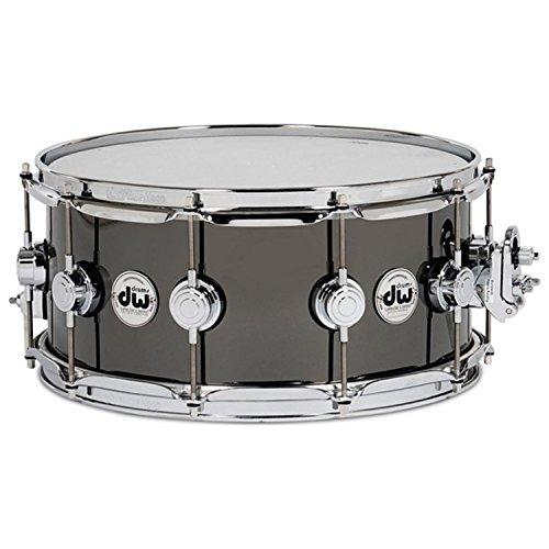 Dw Collectors Kit (Drum Workshop Collectors Series Black Nickel over Brass Snare Drum - 5.5