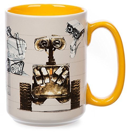 Disney Parks WALL-E Art of Pixar Mug by Disney