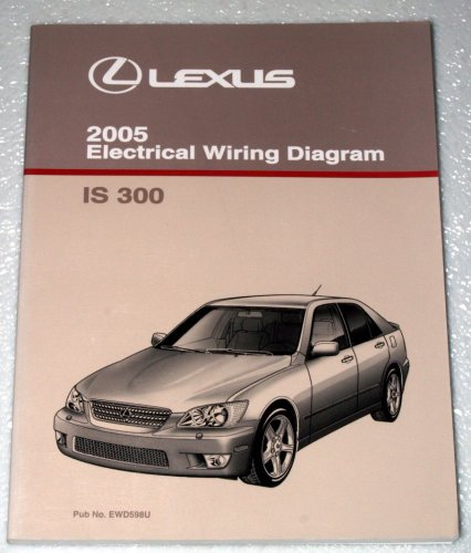 2005 lexus is300 electrical wiring diagram (jce10 series Scion Tc Wiring Diagram