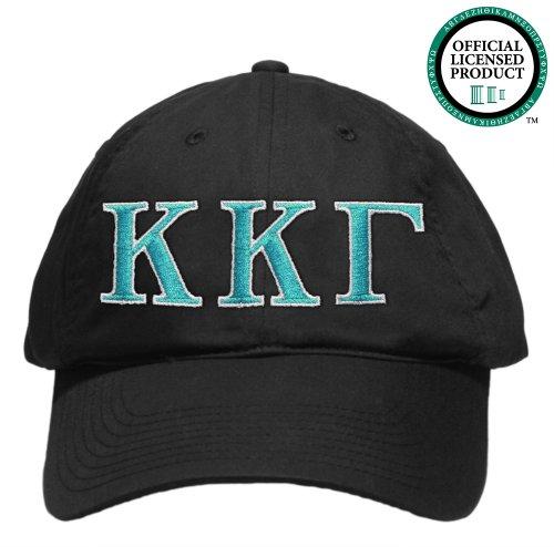 Kappa Kappa Gamma (KKG) Embroidered Nike Golf Hat, Various Colors