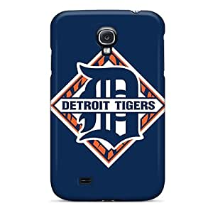 Baseball Detroit Tigers Cases Compatible With Galaxy S4/ Hot Protection Cases