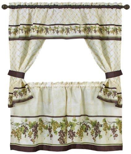 Achim Home Furnishings Tuscany Cottage Set, 24-Inch, Multi by Achim Imports - Tuscany Home Furnishings