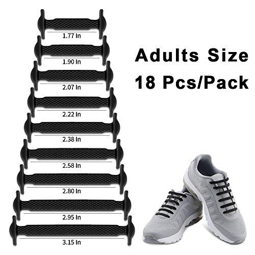 Black Chaussures Homar Size Enfants Imperméables Best Souliers De Course Sport Shoes Tie Conseil Lacets Sports Silicon Et Pour Bottes Fan Sneaker In No Flat Les Adultes Élastiques Adult xFXxHrwp