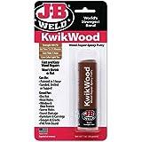 J-B Weld 8257 KwikWood Wood Repair Epoxy Putty Stick-1 oz, Tan