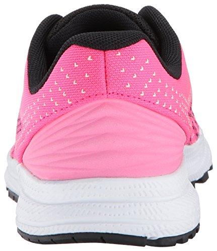 New Balance Unisex-Kinder Kjrus Laufschuhe Pink/Black