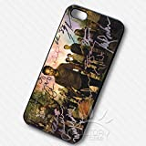 The Walking Dead cover movie and signature for Iphone 6 and Iphone 6s Case