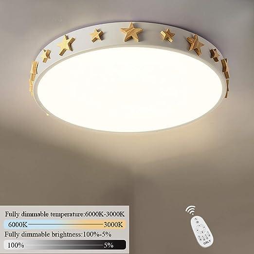 Lámpara de techo LED regulable GBLY de 24 vatios para ...