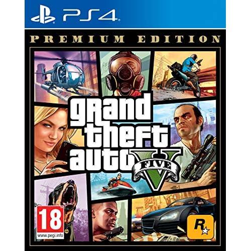chollos oferta descuentos barato Grand Theft Auto V Premium Edition
