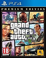 Grand Theft Auto V - Premium Edition - ES (PS4)
