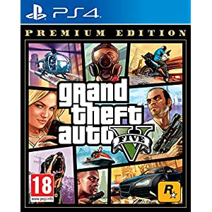Grand Theft Auto V – Premium Edition 516lHukCSSL