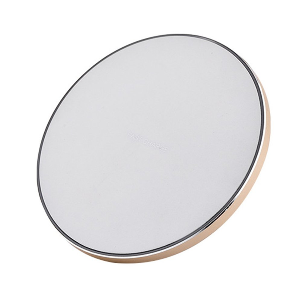 Wireless Quick Charger Fast Charge GY Intelligent Ultra-thin Support for Apple Samsung Android System