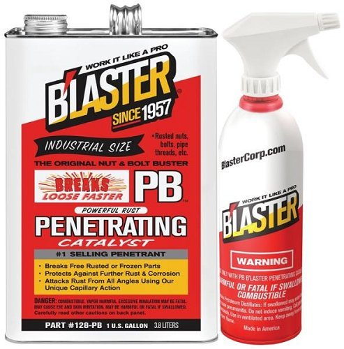 Blaster Penetrating Catalyst, 1 gallon can by Blaster