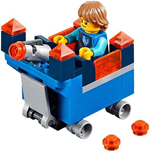 LEGO Nexo Knights: Robins Mini Fortrex Establecer 30372 ...