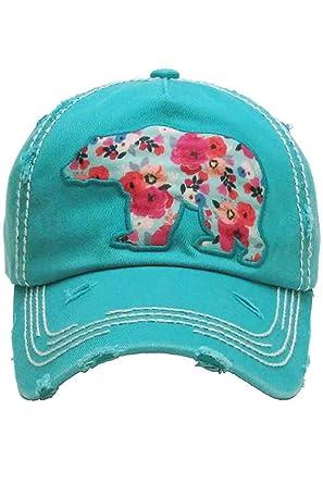 ScarvesMe Kbethos Ladies Vintage Distressed Texas Buffalo