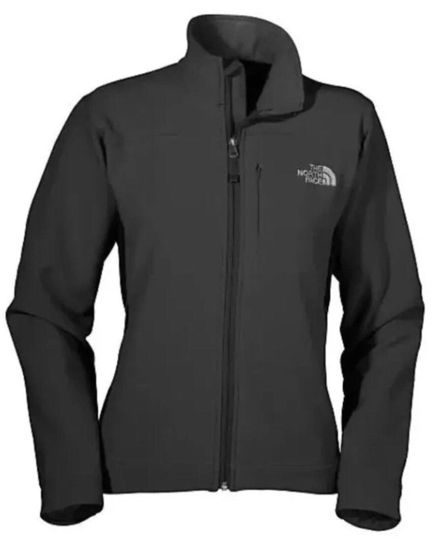 The North Face Men's Ironton soft Shell Jacket Black MEDIUM