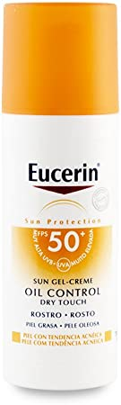 Eucerin - Gel-Crema Oil Control Dry Touch SPF 50+